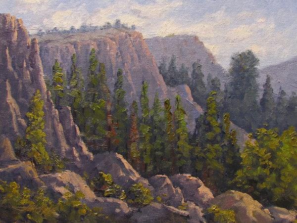Rocky Mountain Ridges Art | Artisanjefflove