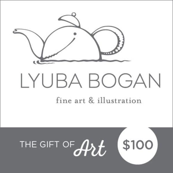 $100 Gift Card | lyubabogan