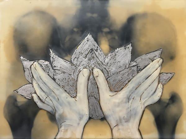 Regeneration (Original) Art | Eyes Aflame LLC