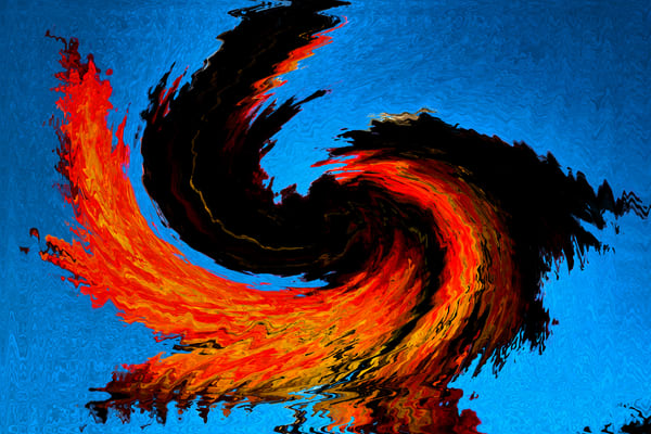 Dragons Breath Art | Oz Fine Art Studio