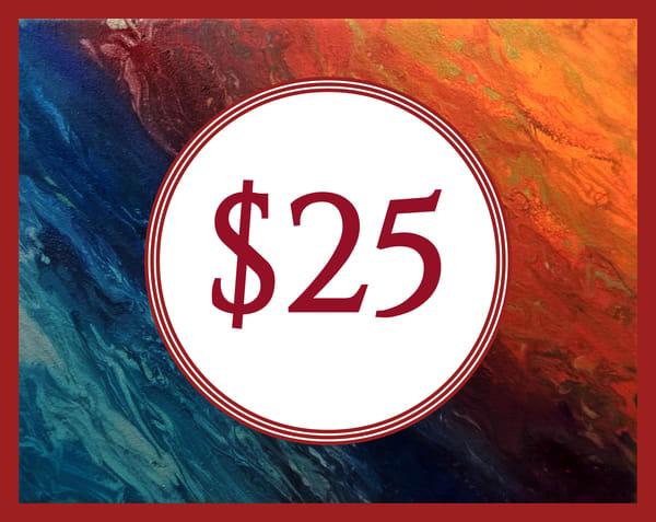 $25 Gift Card | Ashley Koebrick Schmidt Art Gallery