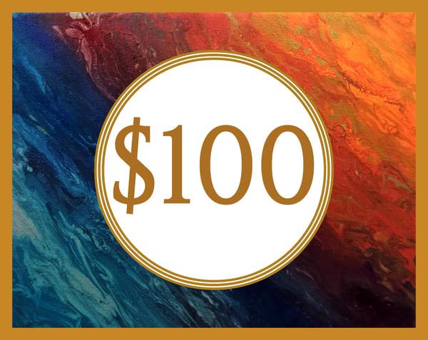 $100 Gift Card | Ashley Koebrick Schmidt Art Gallery