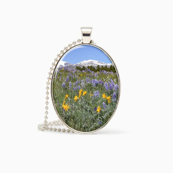 Crossing The Bighorns   Pendant | Deb Little Photography
