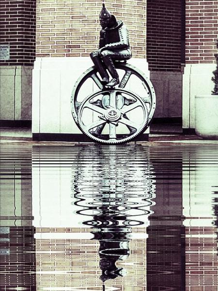 """Reflections On Tin Man"" Photography Art   Inspired Imagez"