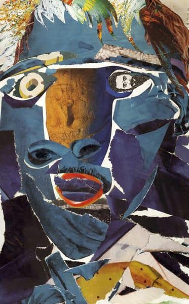 Blue In The Face, 2011 Art | Artist Rachel Goldsmith, LLC