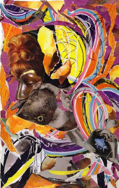 Fishy Profile, 2011 Art | Artist Rachel Goldsmith, LLC