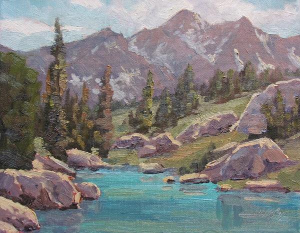 High Country Water Art | Artisanjefflove