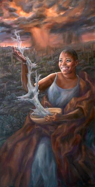 Living Water Art | Ans Taylor Art
