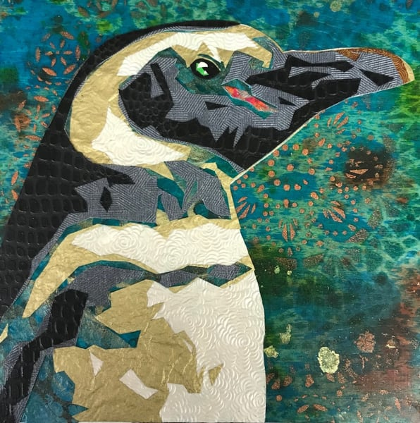Magellanic Penguin Art   Kristi Abbott Gallery & Studio