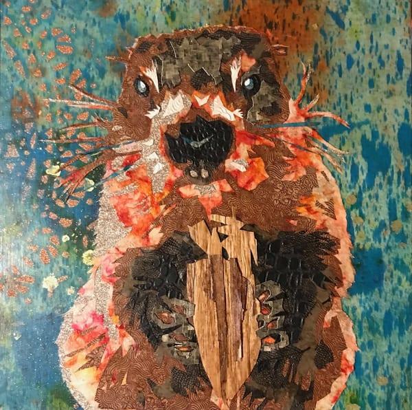 Woodchuck  Art   Kristi Abbott Gallery & Studio