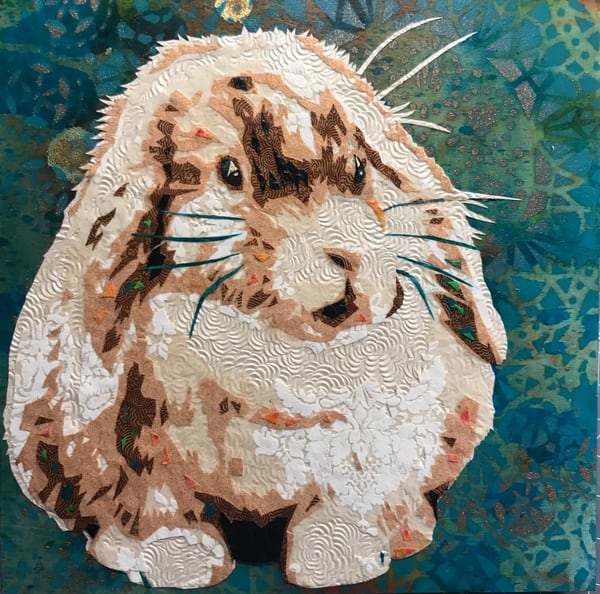 Rabbit Art   Kristi Abbott Gallery & Studio