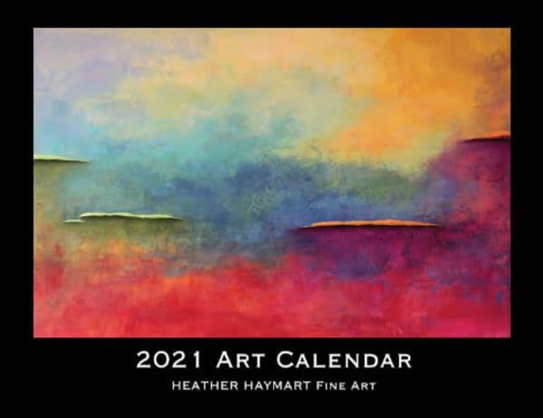 2021 Art Calendar Art | Heather Haymart Fine Art