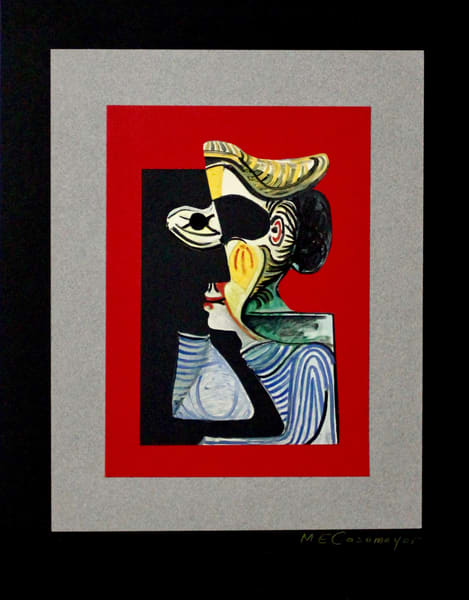 Homage To Picasso 4 Art | Casamayor Art