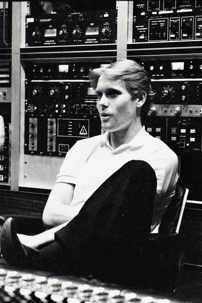 Dave Wakeling of The Beat at Roundhouse Studios