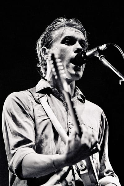 Dave Wakeling of The Beat at WOMAD