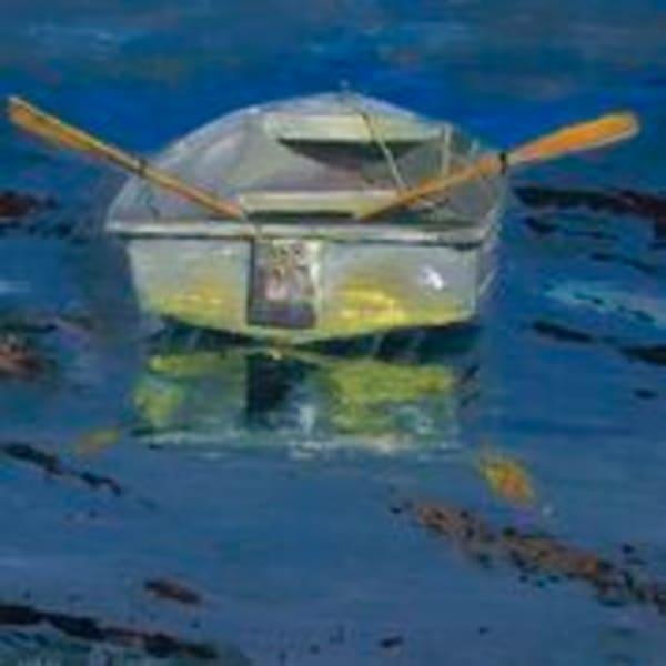 Low Tide Color Study Art | Dave Fox Studios