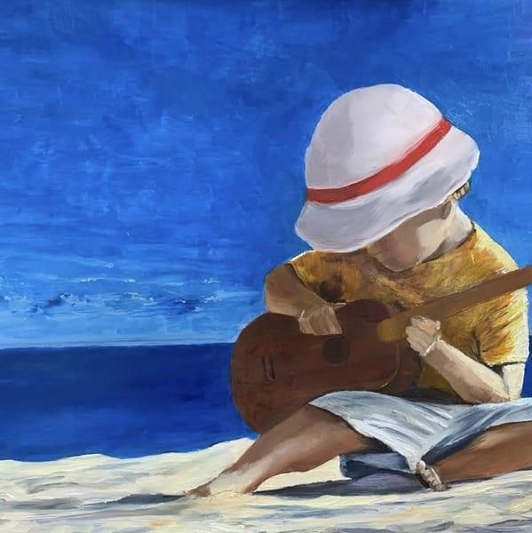 Beach Boy Art | Dave Fox Studios