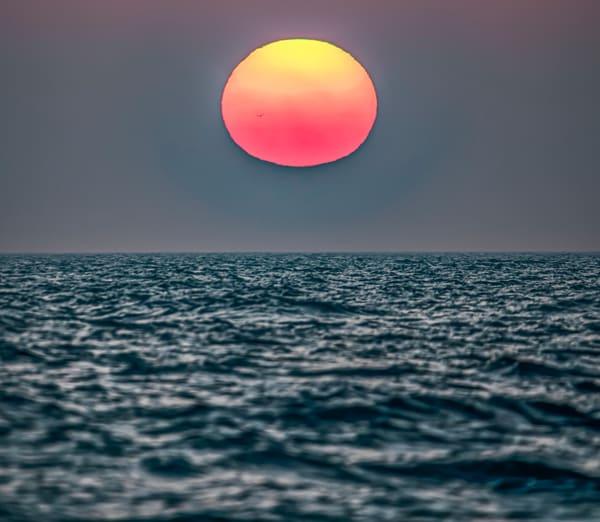 South Beach Fall Fall Ocean Sunrise Art | Michael Blanchard Inspirational Photography - Crossroads Gallery