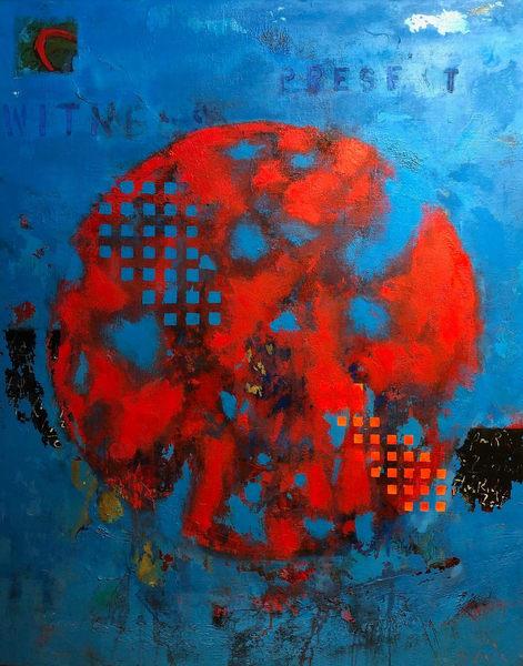 Crumbling Witness Art | Adam Shaw Gallery