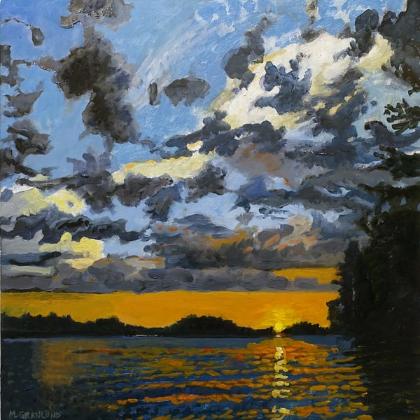 Sunset by Mark Granlund