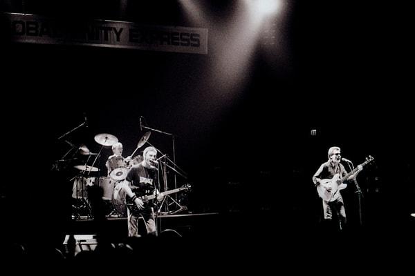 The Jam at the Brixton Fair Deal