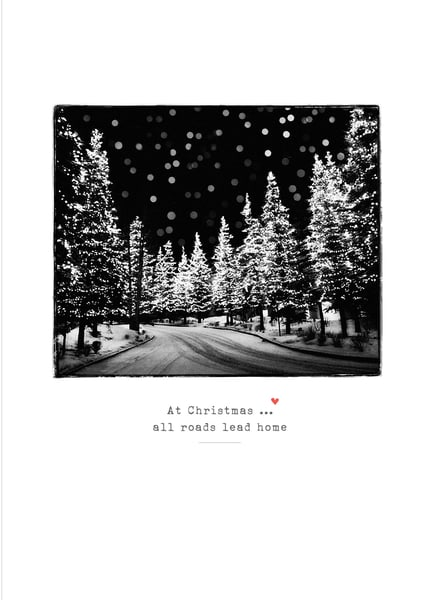 All Roads Christmas | Terry Lee Cafferty