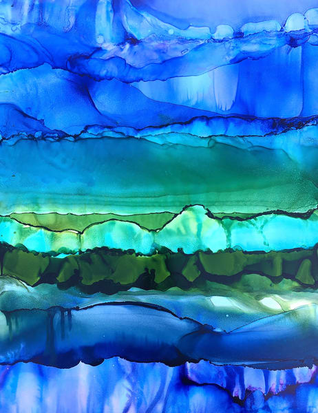 Translucent For You, Original Art | Sandy Smith Gerding Artwork