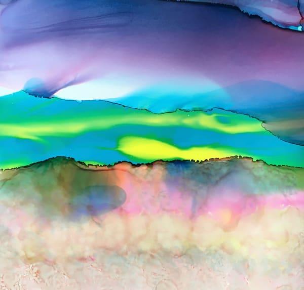 Other Planet, Original Art | Sandy Smith Gerding Artwork