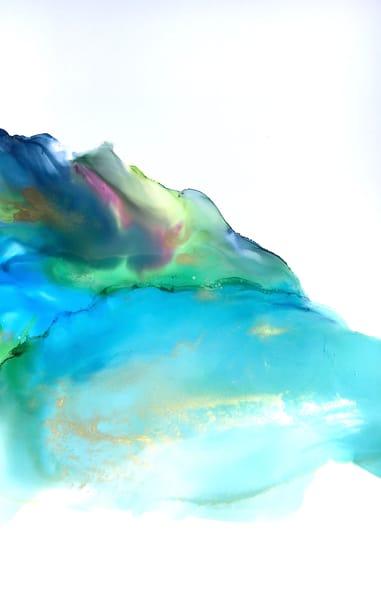 Water Ascent, Original Art | Sandy Smith Gerding Artwork