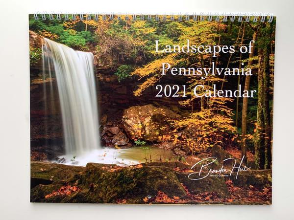 2022 Pennsylvania Calendar | Brandon Hirt Photo
