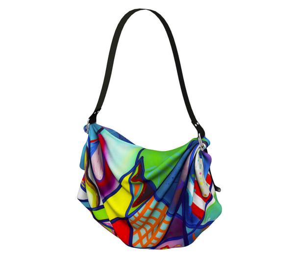 Love Crossing | Origami Bag