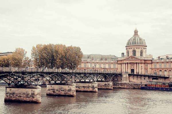 Pont Des Arts Art   AngsanaSeeds Photography