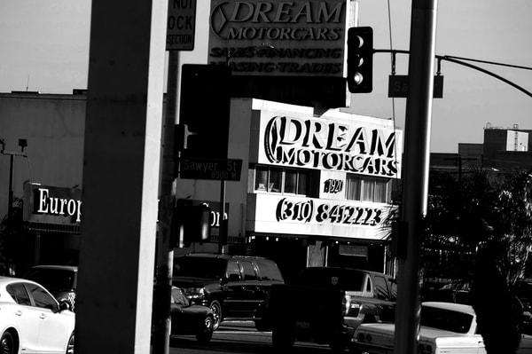 Dream Motorcars Photography Art | Peter Welch