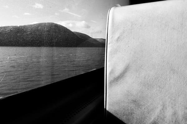 Passenger View Photography Art | Peter Welch