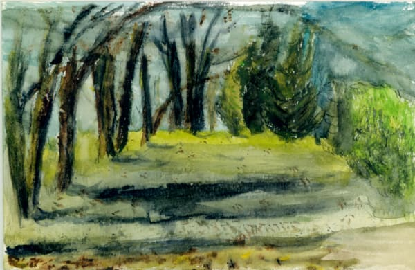 Trees To The End Art   Howard Lawrence Fine Art