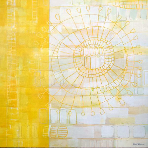 Tomorrow's Promise I Art | Rinat Goren