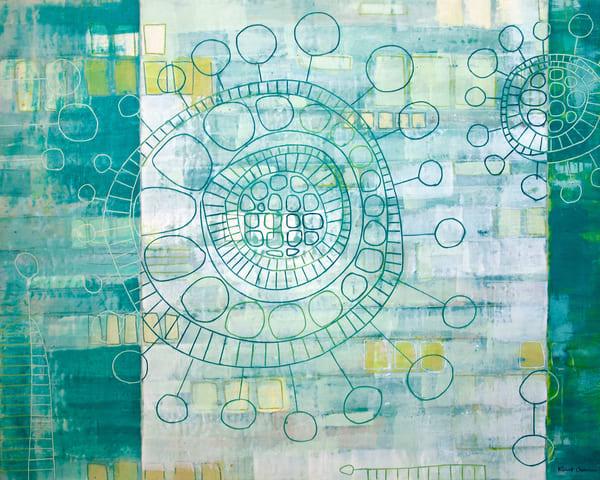 Tomorrow's Promise Ii Art | Rinat Goren