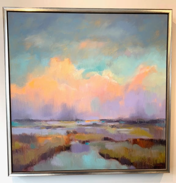 There Was A Change In The Air Art | Odile Fine Art