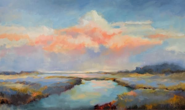 """""""Where Our Wandering Took Us"""" Art 