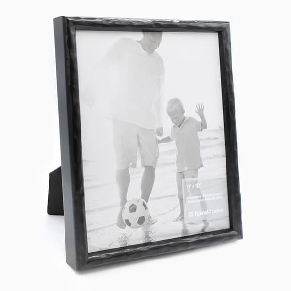 8x10 Carbon Black Photo Frame