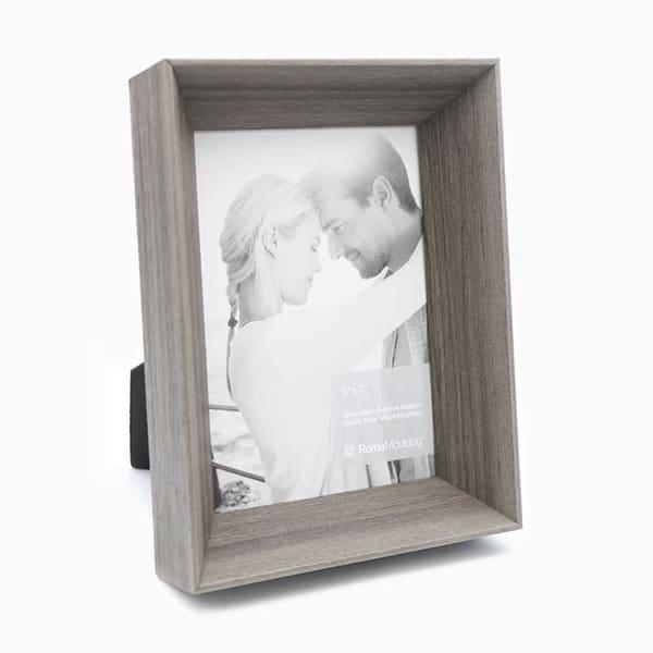 5x7 Grey Oak Photo Frame