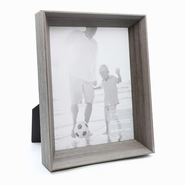8x10 Grey Oak Photo Frame