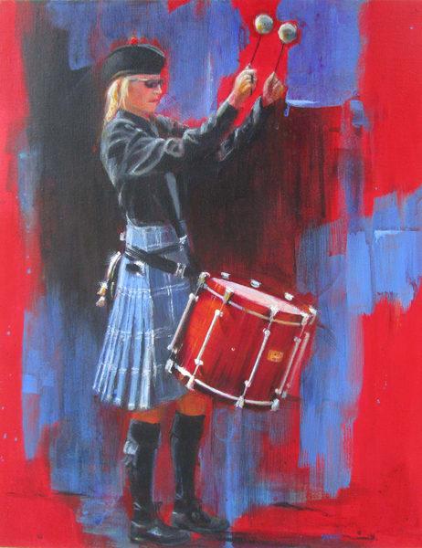 tenor drum art