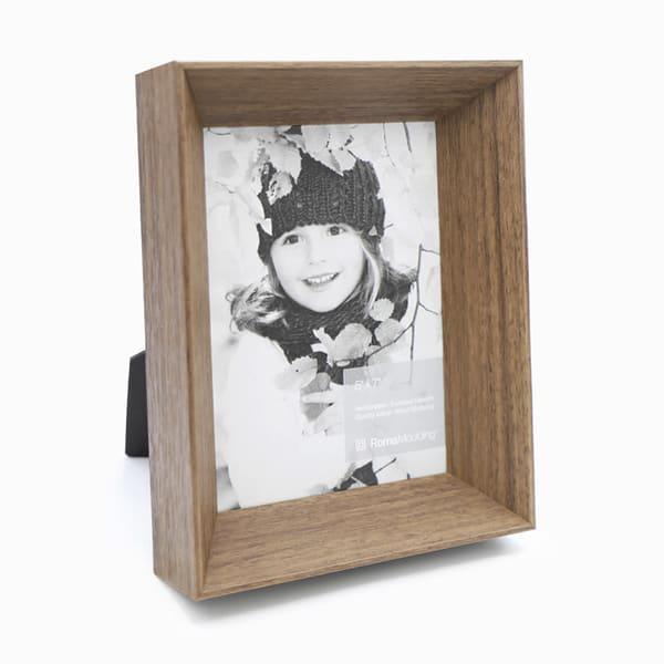 5x7 Light Walnut Photo Frame