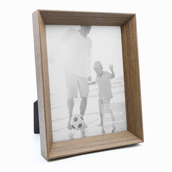 8x10 Light Walnut Photo Frame