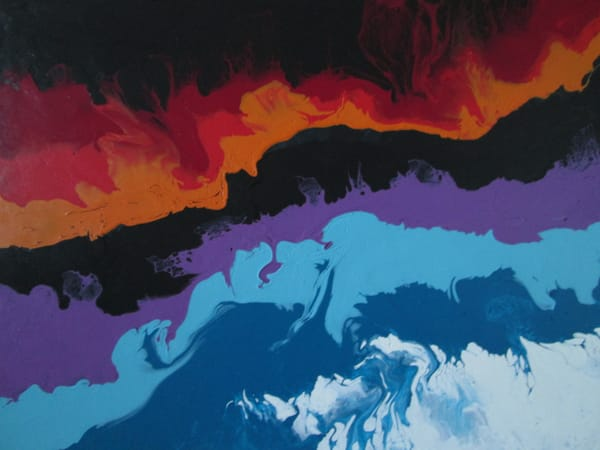 Fire And Ice Art | Mid-AtlanticArtists.com