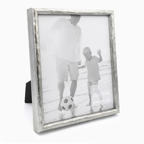 8x10 Urban Silver Leaf Photo Frame