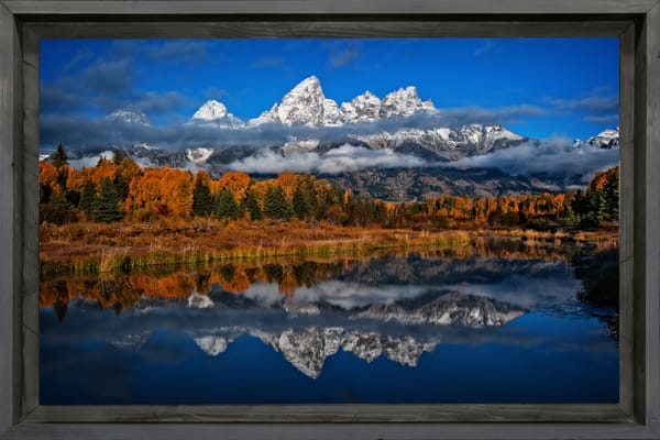 Majestic Reflection Photography Art | Ken Smith Gallery