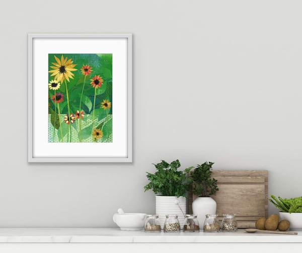 Sunflower Original  Art | Jenny McGee Art