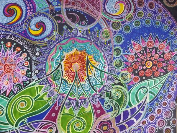 Morning Glory Art   Cynthia Christensen Art